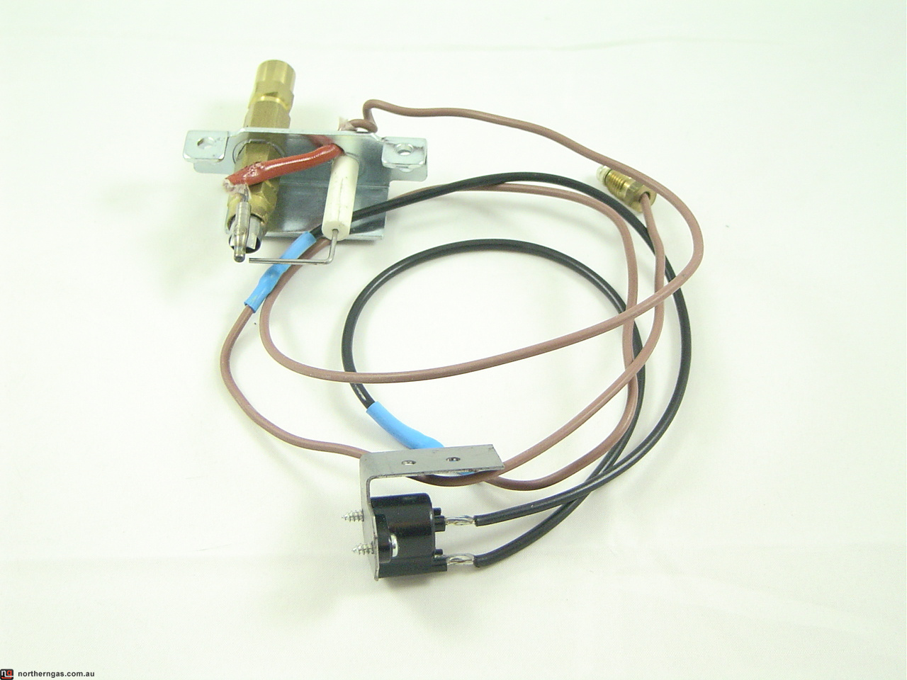 Add BURNER PILOT ASSY KIT LPG WITH TILT SWITCH &THERMOCOUPLE to Parts  ListMore Detail